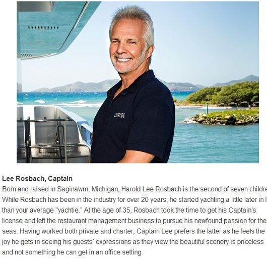 how to work on a yacht like below deck