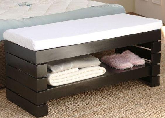 end of bedroom bench ikea