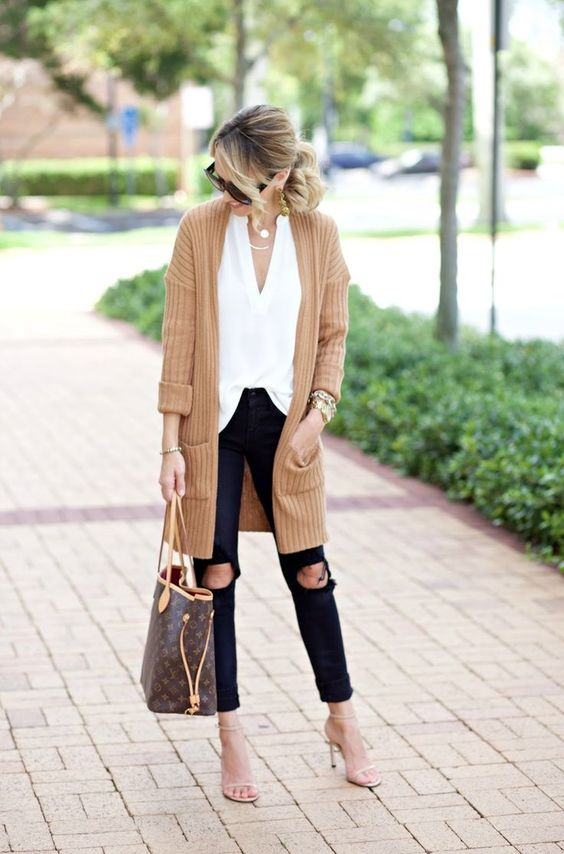 A Favorite Fall Outfit From the NSale... | A Spoonful of Style | Bloglovin'