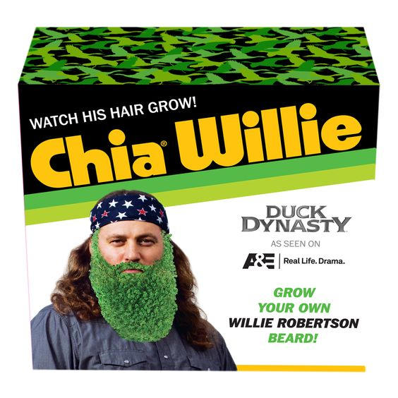 Where Can I Buy Duck Dynasty Chia Pet