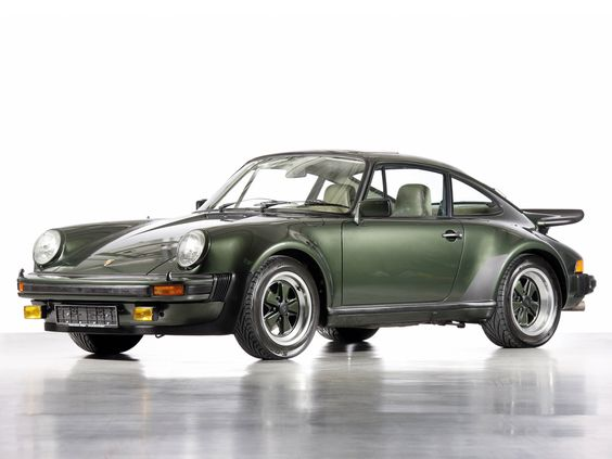 topvehicles: Porsche 930 Turbo