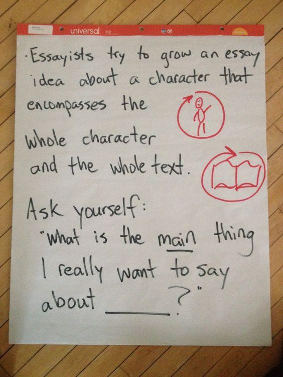 essayists on the essay iowa