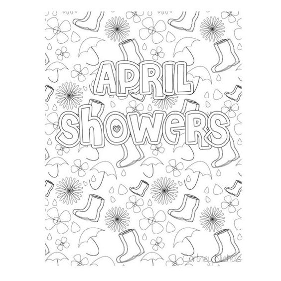 April Coloring Pages For Adults : Pinterest the world s catalog of ideas