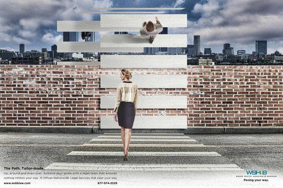 WSH&B: Crosswalk | Ads of the World™