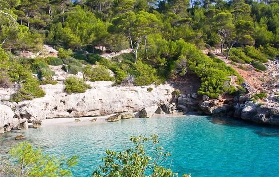 Cala Mitjaneta - Minorque (îles Baléares - Espagne)