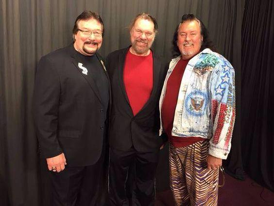 Ted Dibiase, Jim Duggan and Honky Tonk Man 2015