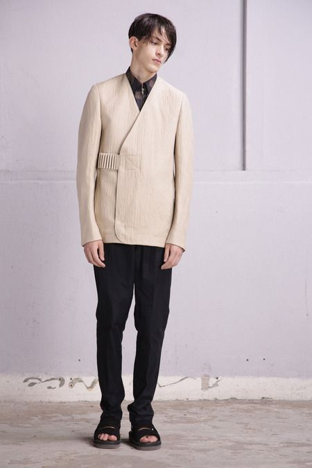 Damir Doma | Spring 2015 Menswear Collection | Style.com