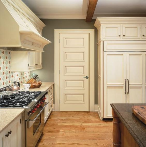 Jeld Wen Custom Carved All Panel Wood Composite Interior