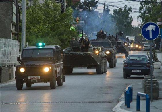 Σκόπια: 22 νεκροί από τις συγκρούσεις