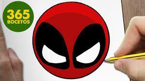 Dibujos De Deadpool Faciles Buscar Con Google Dibujos Kawaii 360 Bocetos Dibujos Kawaii 365