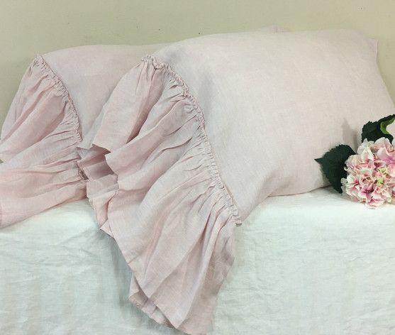 Modest Shabby Chic Decorative Pillow