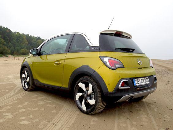 Opel ADAM Rocks | FemmeFrontaal.nl @all rights reserved| Female touch in automotive | Vrouwelijke kijk opa auto's | www.femmefrontaal.nl