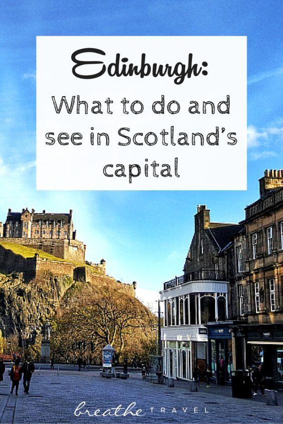What to do scotland and edinburgh travel on pinterest for Travel to edinburgh scotland