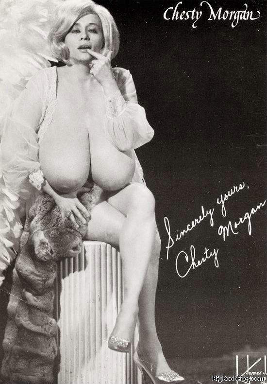 Vintage natural big tits porn