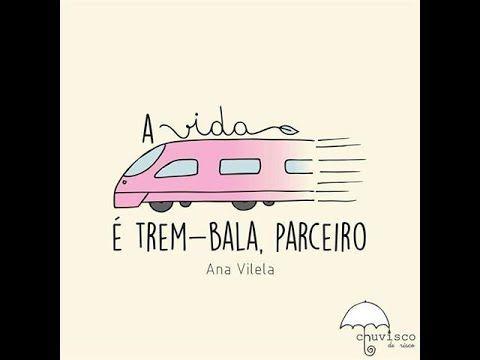 Trem Bala Em Ingles Ana Vilela Traducao E Performance By Vivian
