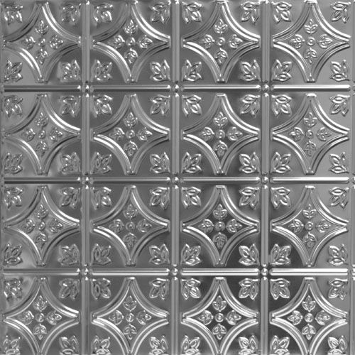 Small Floral Tin Ceiling Xpress Home Of The Highest Quality Tin