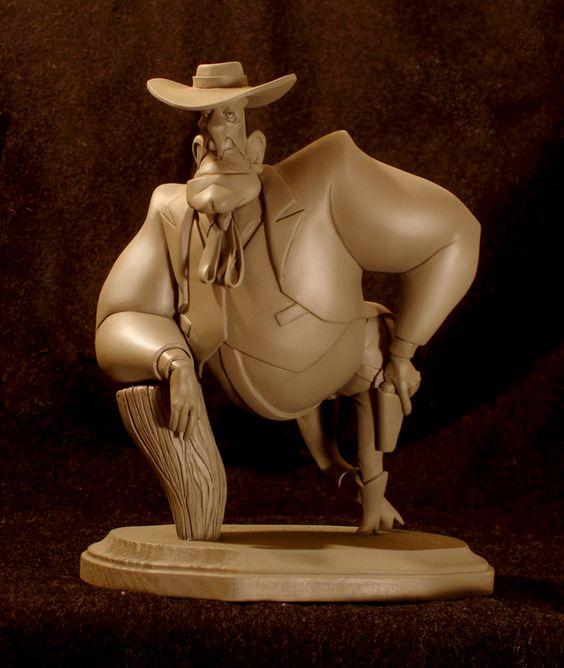 Guy Duchesne Maquette by kidoho.deviantart.com on @deviantART