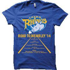 Road to Wembley T-Shirt Adults