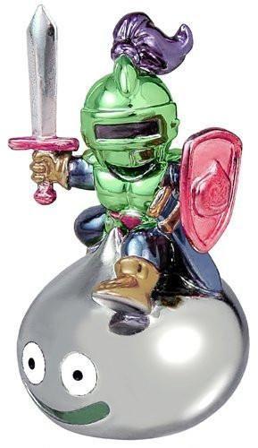 Dragon Quest Metal Slime Knight Metallic Monsters Gallery Square Enix Dragon Quest Dragon Knight