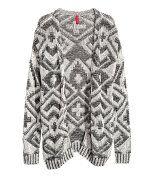 H&M sweater. So cute(:
