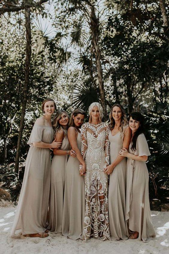 #weddingplanning #engaged #bridesmaids
