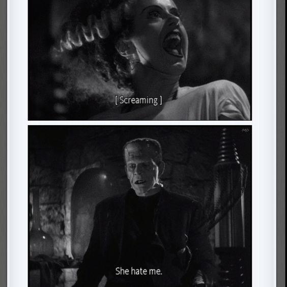 Bride of Frankenstein: Monster Fetish, Dracula Werewolf, Universal Studios, Werewolf Frankenstein, Bride Of Frankenstein, Classic Monsters, Fetish Dracula, Studios Monsters
