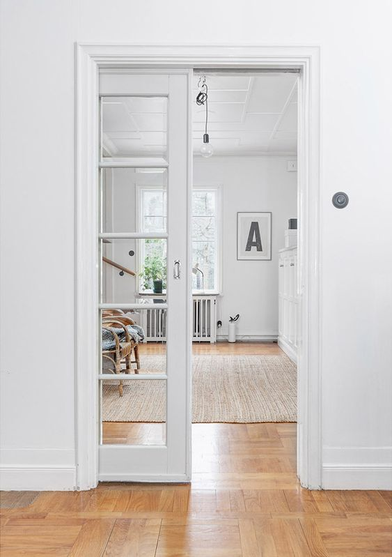 Fancy spaces aka interiors i saw and liked this morning for Fancy door design
