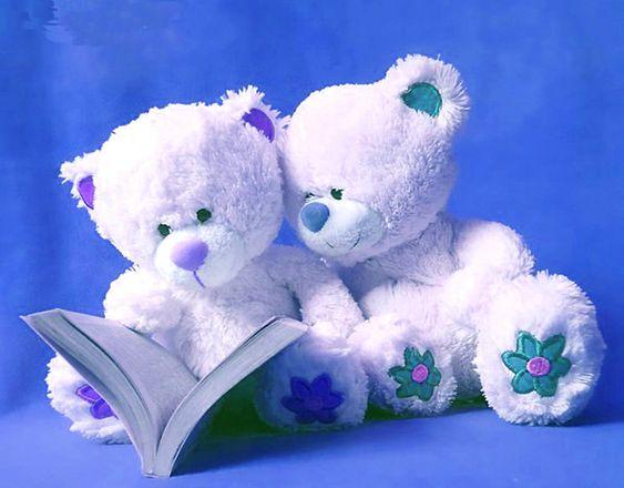 Cute-Friendship-Blue-Teddy-Bears-Cute-Love-Teddy-Bear-Free ...