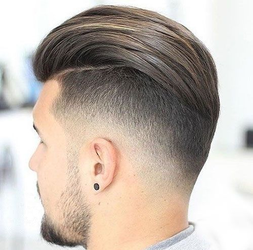 Pin By Uttam Barik On Hair Style Undercut Hairstyles Slicked Back Hair Mens Hairstyles Undercut