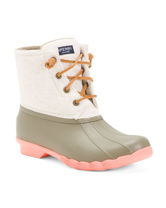 Duck Boots - Ankle Boots - T.J.Maxx