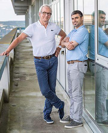 Dr. Joachim Schubert Privatpraxis für Sportmedizin, Orthopädie und Manuelle Medizin im Technologiezentrum Ruhr an der Ruhr-Universität mit Dr. Murat Bilgic