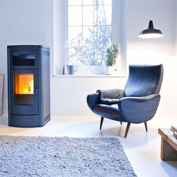 Pelletofen MCZ MUSA Comfort Air 11,5kW günstig kaufen - Feuerdepot.de