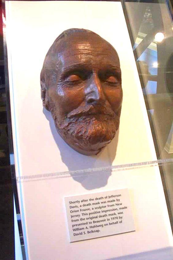 jefferson davis burial site