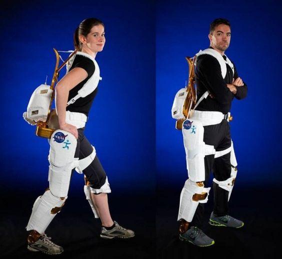 NASAs Ironman-Like Exoskeleton - wordlessTech | wordlessTech