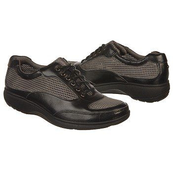 Rockport Tyler New Sneaker Shoes (Black/Graphite) - Women's Shoes - 8.5 W