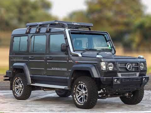2019 Force Gurkha Xpedition Offroad Vehicles Force My Ride