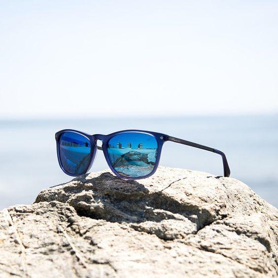 Shades with an ocean view. #sunglasses #summertime #beachlife #memorialdayweekend