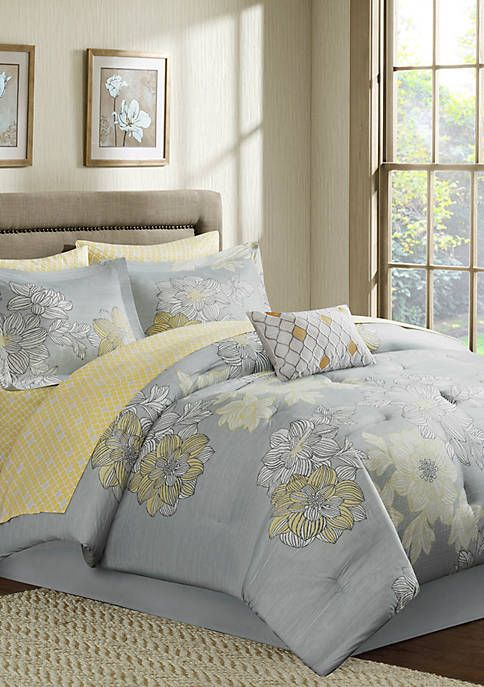 Restyling 1 Comforter Bed Set 10 Different Ways With Images