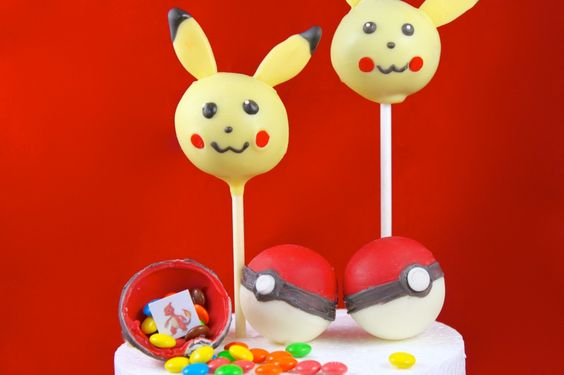 How to Make Candy Pokemon Pokeballs • CakeJournal.com: Cupcakes Cobblers, Cake Stuff, Cakes Etec, Awesome Pokemon, Cake Pops, Cake Art, Cake Recipes, Cake Decorating