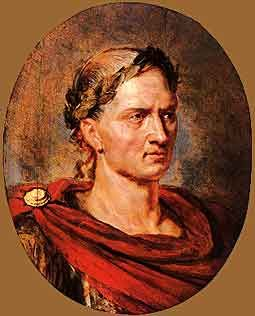 """This day in history (March 15): The Ides of March: Julius Caesar, the """"dictator for life"""" of the Roman Empire, is murdered by his own senators at a meeting in a hall next to Pompey's Theatre."""