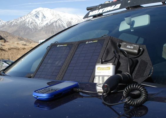 Goal Zero Solar Panel - Nomad 7 and Guide 10