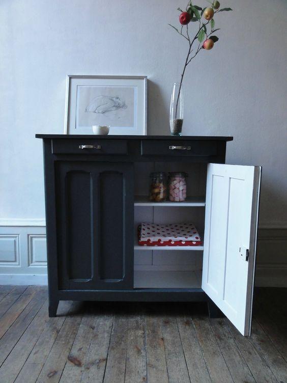 buffet parisien home sweet home pinterest buffet de f te. Black Bedroom Furniture Sets. Home Design Ideas