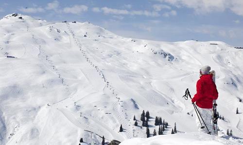 Montafon - Austria silvretta montafon