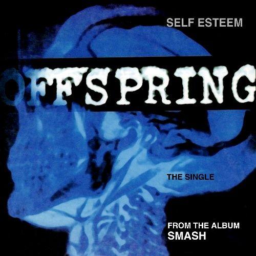 The Offspring – Self Esteem (single cover art)