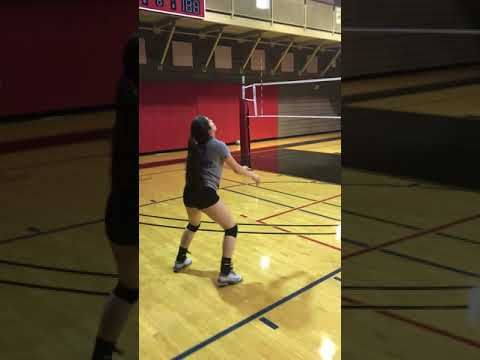 Learn The 8 Technical Aspects Of How To Dig A Volleyball In The Backcourt While Your Team Is On D Volleyball Drills Volleyball Skills Mental Toughness Training