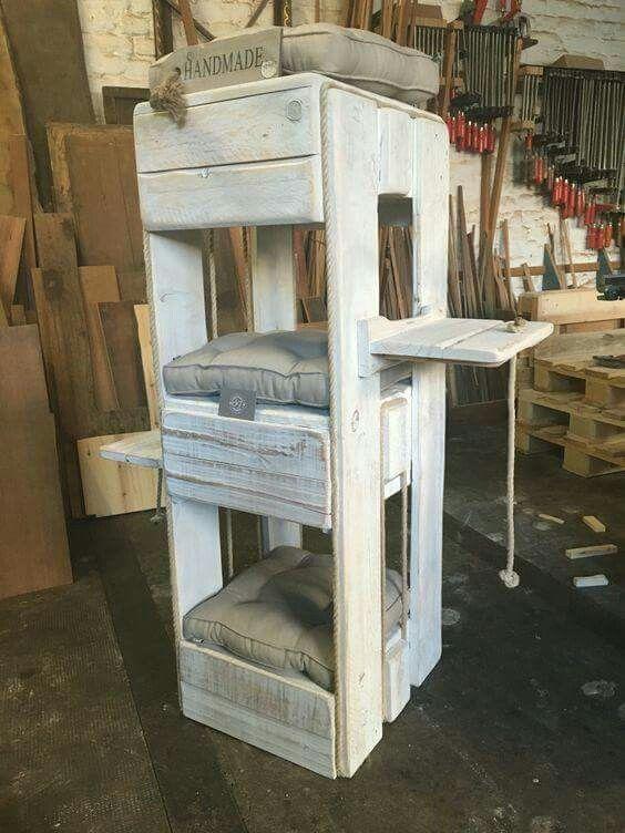 #Krabpaal Design http://www.perfectchange-ragdoll.nl/winkel/ Krabpaal Sisal, Krabpaal Hangmat (Furniture Designs Diy)