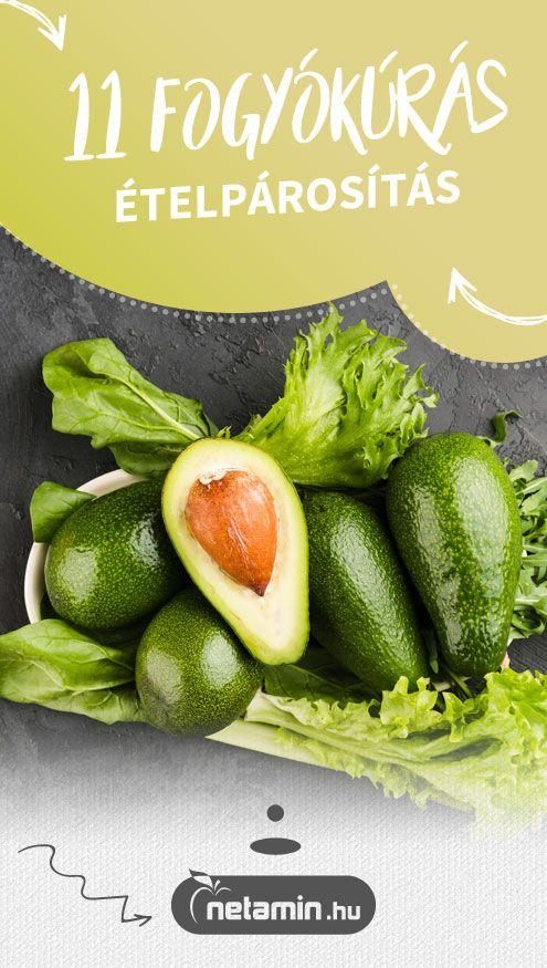 fogyasszon fogyókúrás ételeket