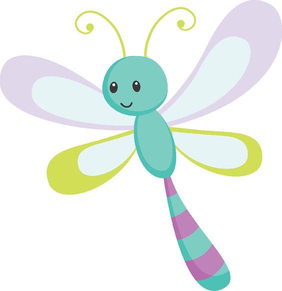 libélula. dibujo a color | Dibujos Minus | Pinterest | Dibujo, A ...