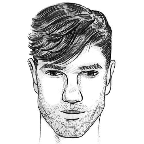 42+ Heart shaped face haircuts men ideas