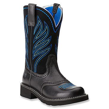 Ariat ProBaby™ Flame | Women's - Black Deertan/Black - FREE SHIPPING at OnlineShoes.com